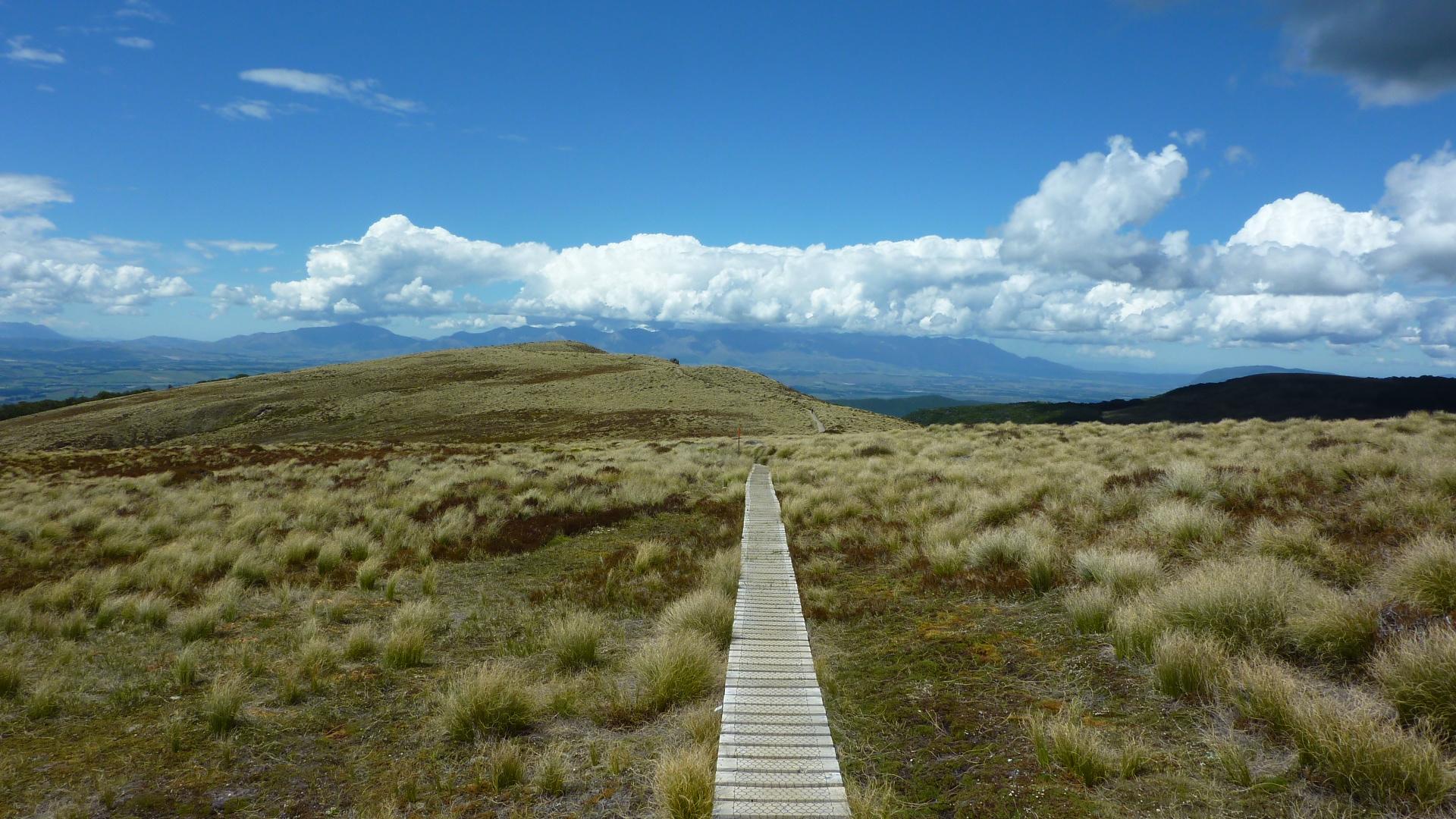Wandern im Fiordland- auf den Spuren des Kepler Tracks